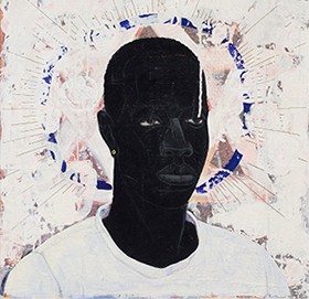 Kerry James Marshall. Lost boys AKA Black Johnny, 1993. Cortesía del artista. Galería Jack Shainman, NY, y Koplin Del Rio, CA