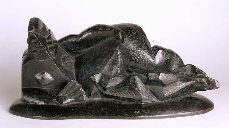 Exposici 243 N Las Formas Del Cubismo Escultura 1909 1919
