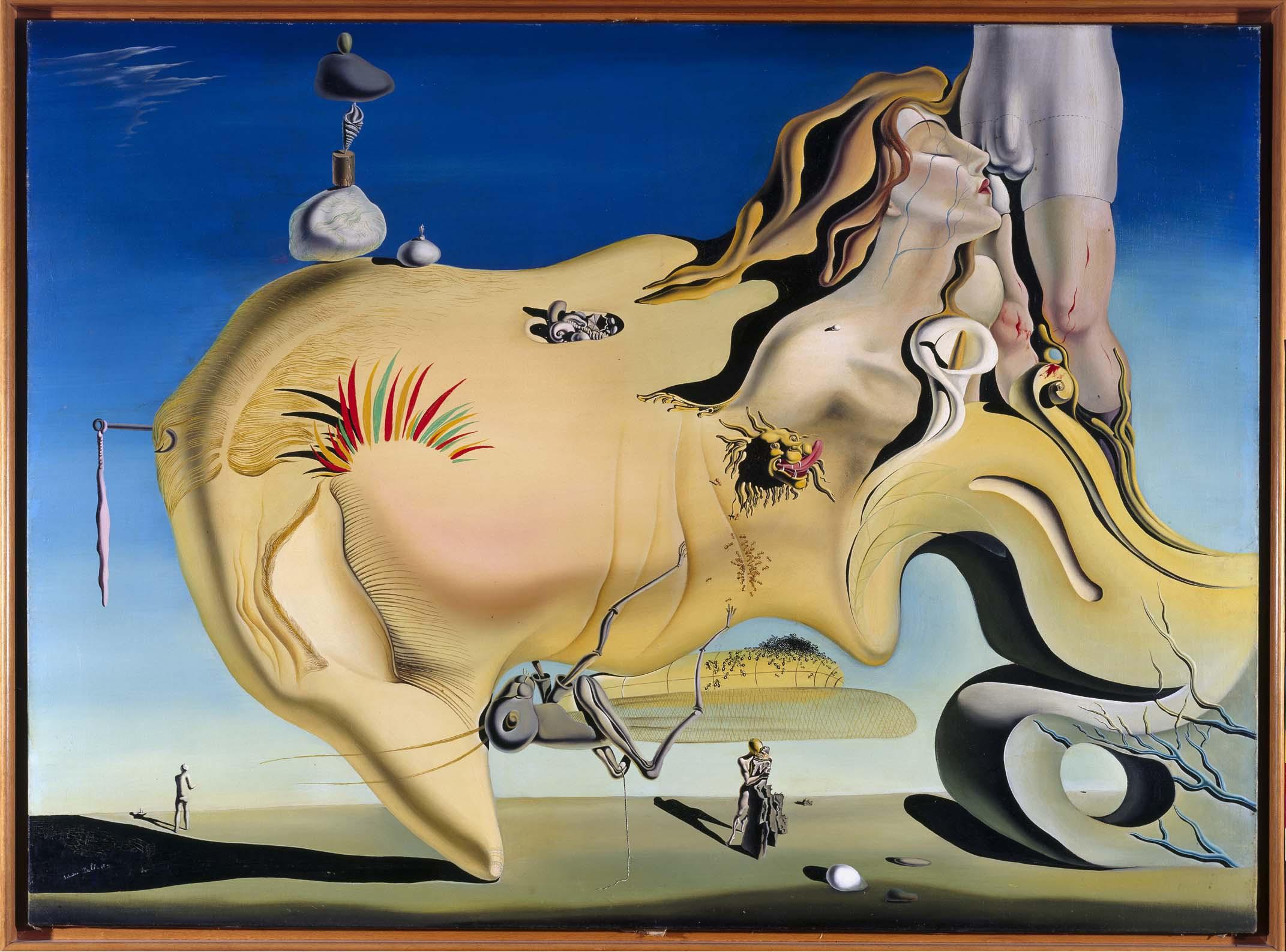 Exposición - Dalí - Dalí, Salvador