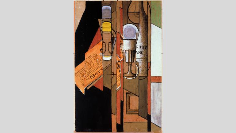 Cubism: Juan Gris