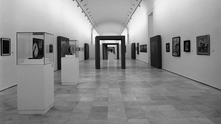 Exposici 243 N Surrealism In Spain 1924 1939 Bores
