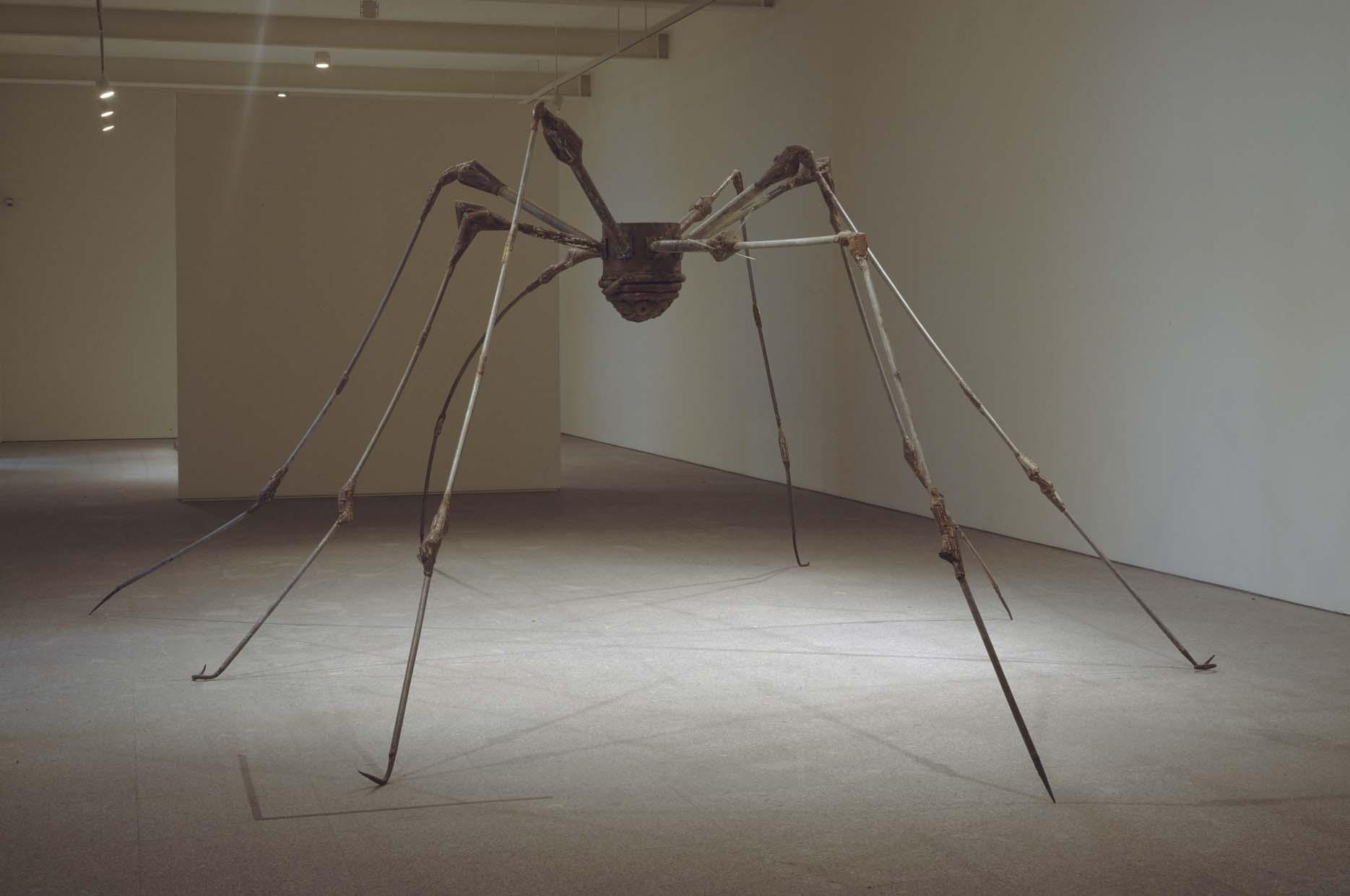 Spider louise bourgeois