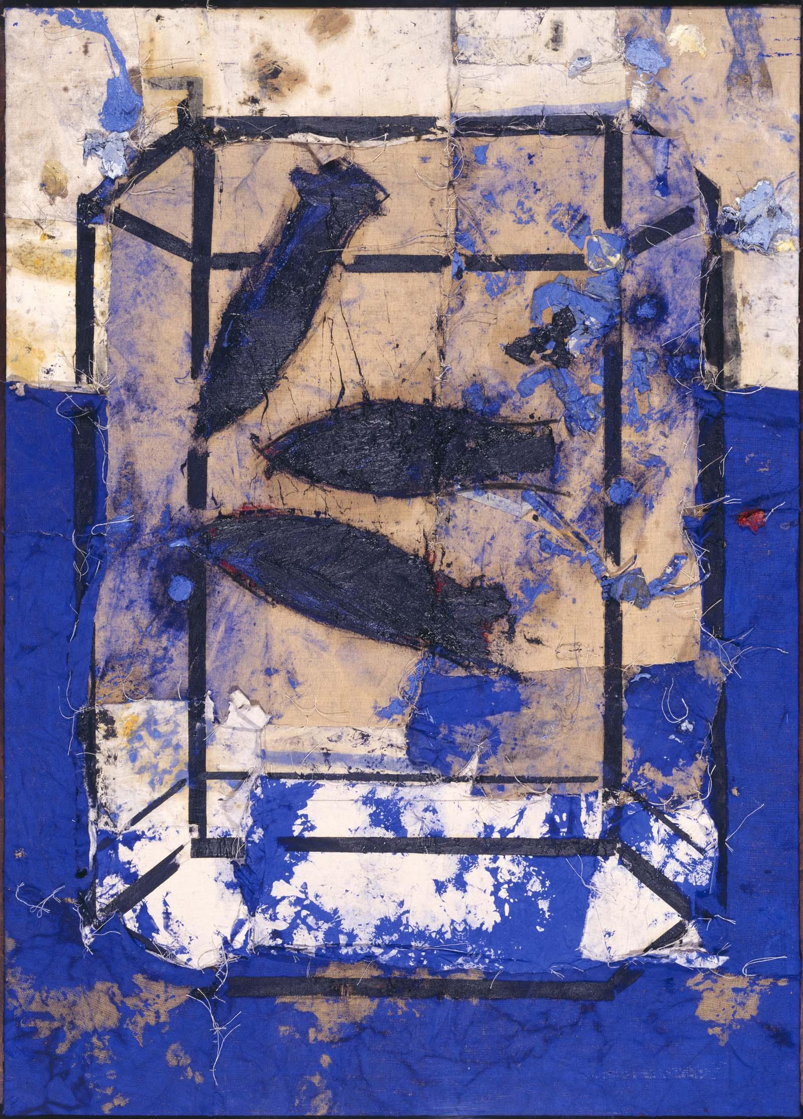 Pintura: Manolo Valdes