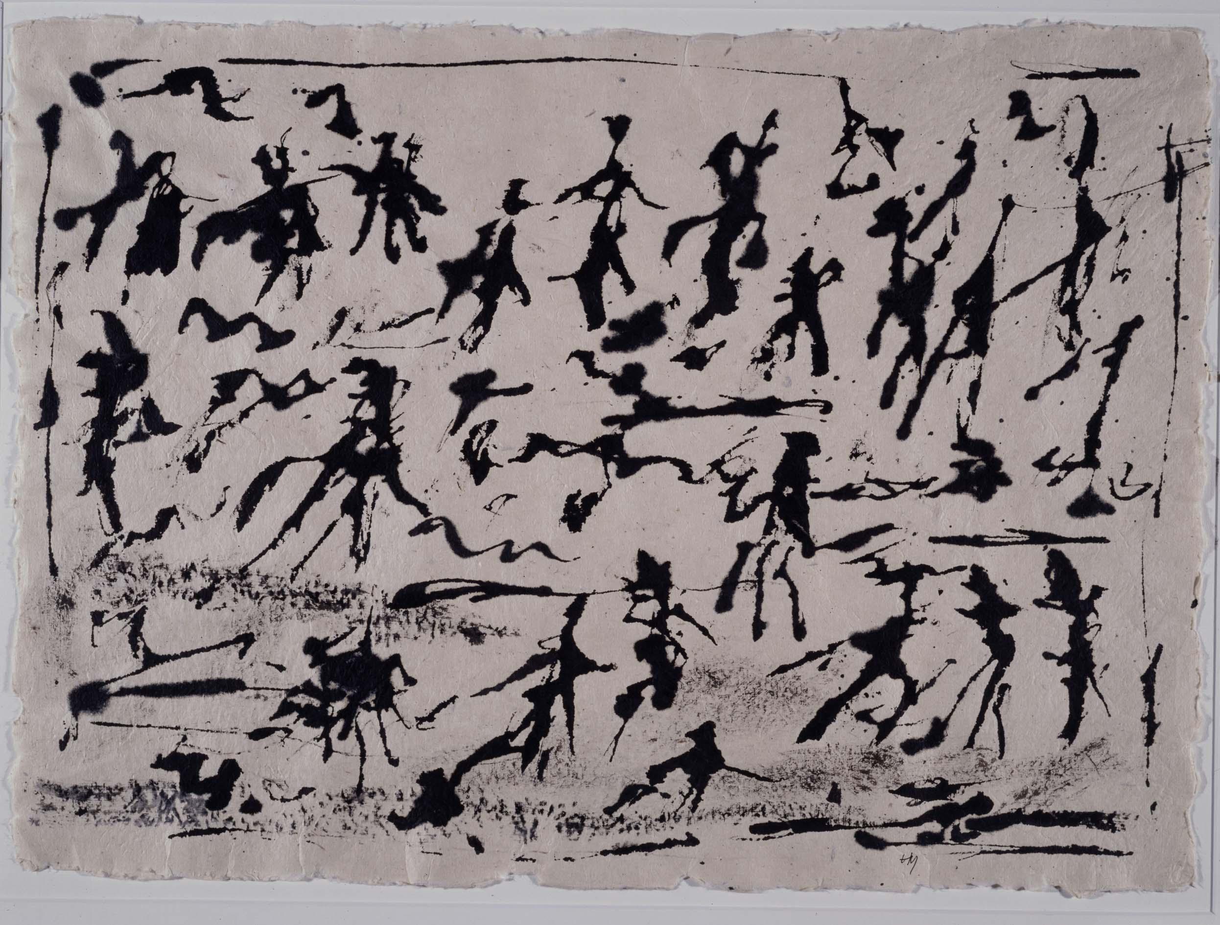 Henri Michaux obras
