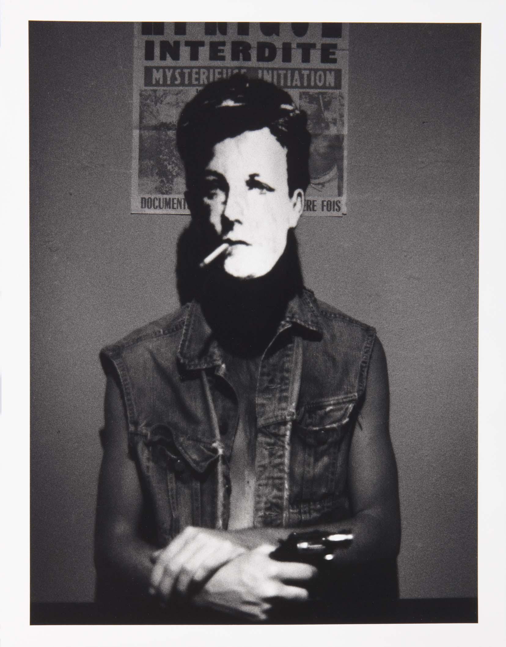 David Wojnarowicz Arthur Rimbaud In New York