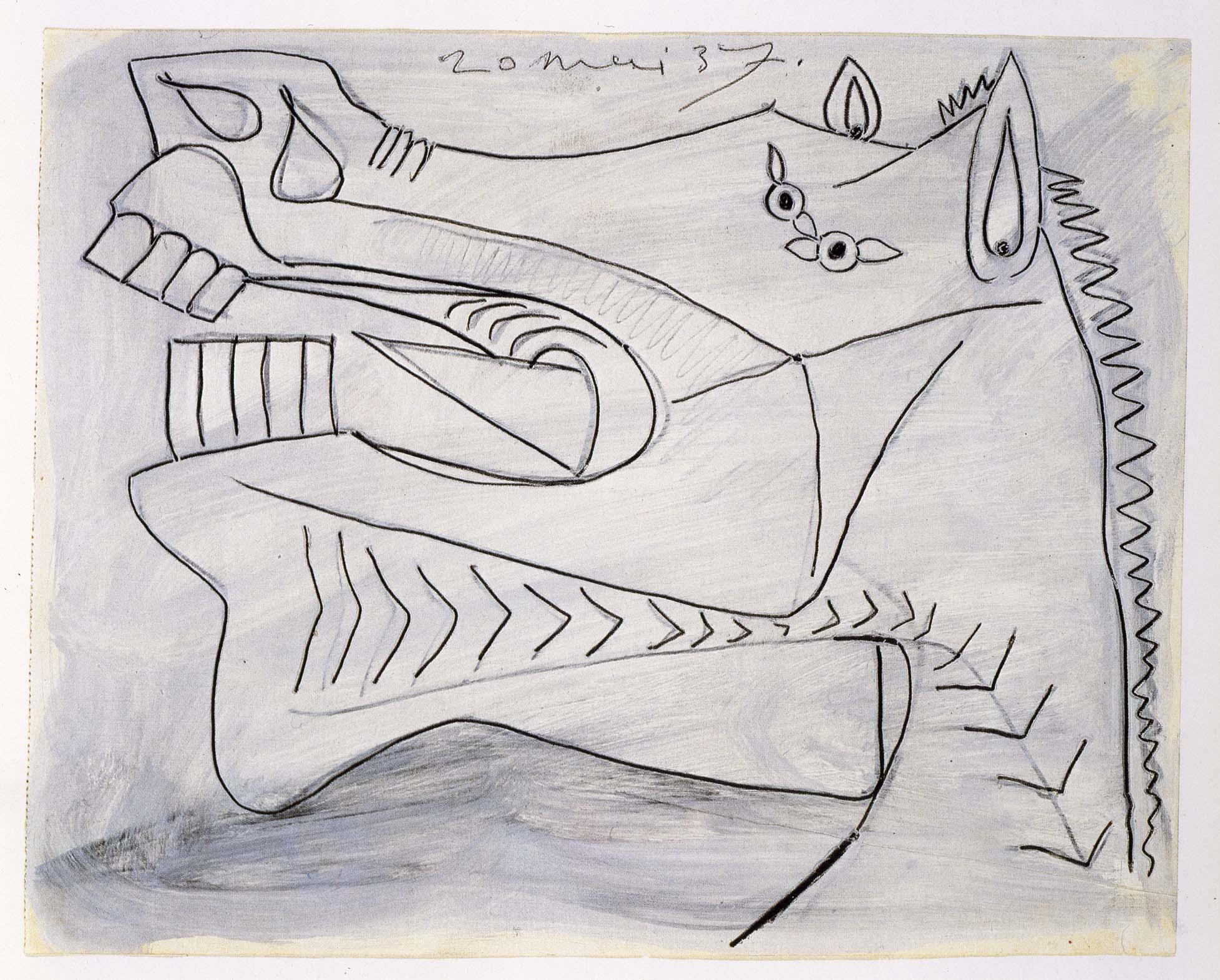 Picasso Guernica Sketches | www.pixshark.com - Images ...