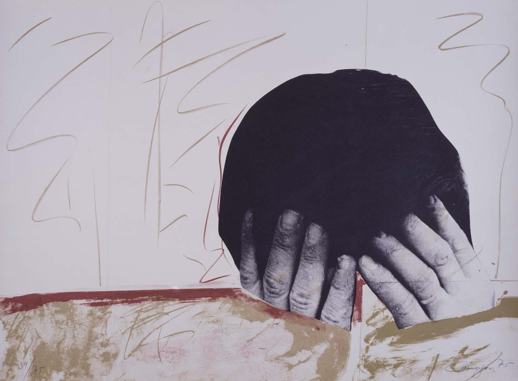 Pintura: Rafael Canogar
