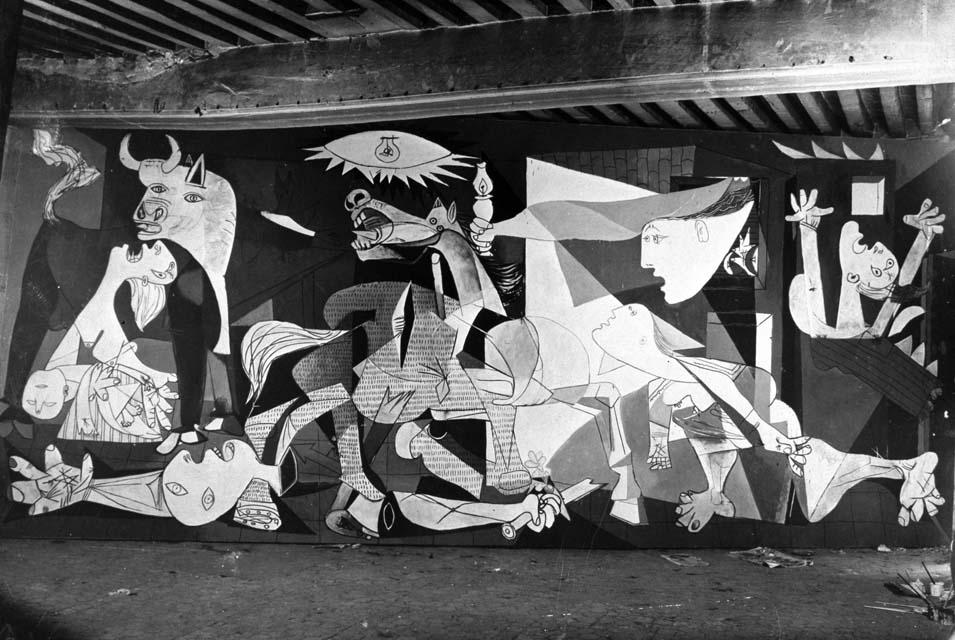 art essay guernica Approx 250 words / page font: 12 point arial/times new roman double line spacing any citation style (apa, mla, chicago/turabian, harvard) free bibliography page.