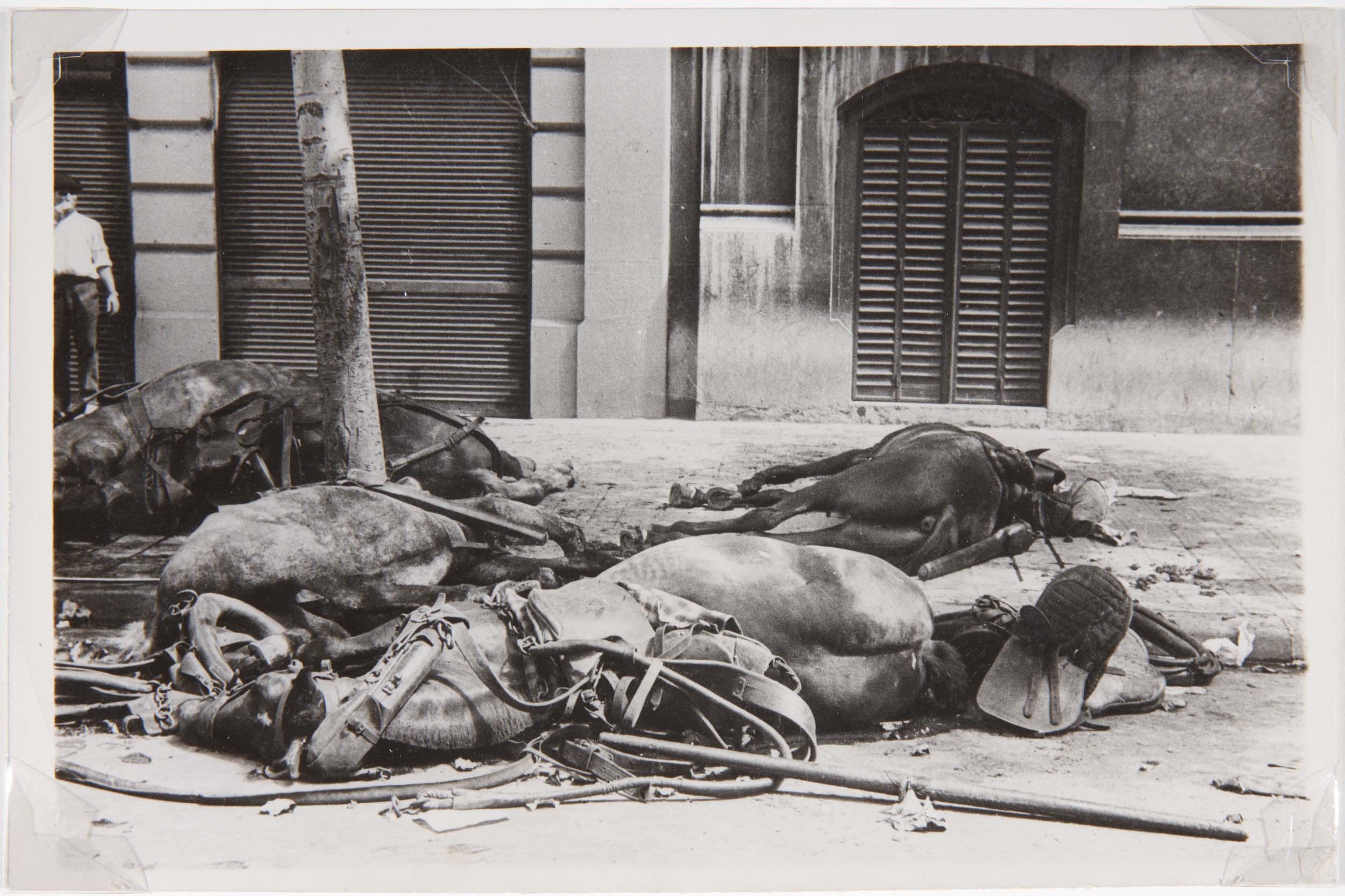 Barcelona, 19 de julio de 1936 (Barcelona, July 19th 1936)