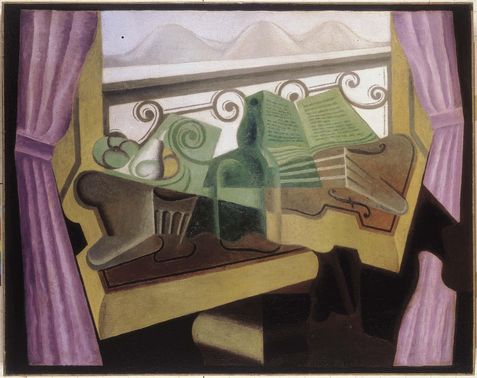 Juan Gris on ArtStack - art online