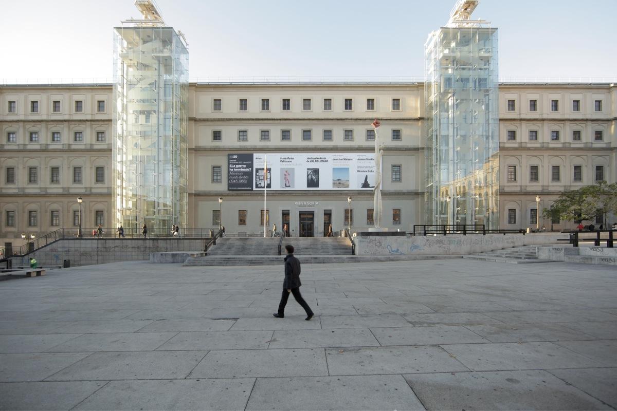 Venues museo nacional centro de arte reina sof a - Museo nacional centro de arte reina sofia ...