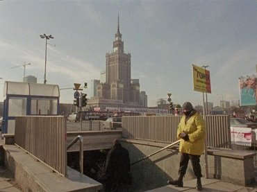 David Lamelas. Time as Activity, Warsaw, 2006