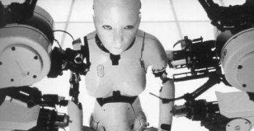 Chris Cunningham. All is Full of Love, 1999