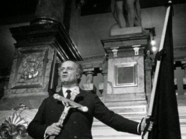 Glauber Rocha. Terra em transe (Tierra en trance). Película, 1967