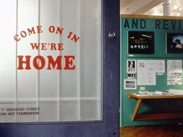 Exhibition view. If You Lived Here…, Dia Art Foundation (New York, 1989)