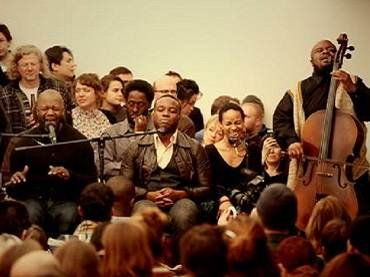 Theaster Gates. The Black Monks of Mississippi. Performance, 2014