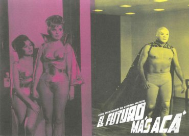 El futuro más acá. Mexican science fiction film. Mexico City, 2003
