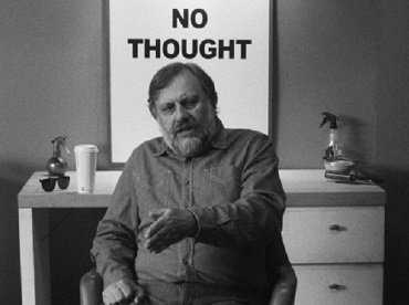 Slavoj Zizek. Filmstill from The Pervert's Guide to Ideology by Sophie Fiennes, 2012