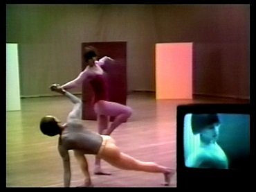 Merce Cunningham and Charles Atlas. Fractions I , 1978 Courtesy Electronic Arts Intermix (EAI), New York