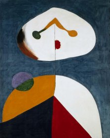 Joan Miró. Retrato II, 1938. Painting. Museo Nacional Centro de Arte Reina Sofía Collection, Madrid