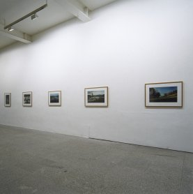 Exhibition view. Stan Douglas, 1994