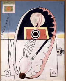 Manuel Angeles Ortiz. Sin titulo, 1929-1933. Painting. Museo Nacional Centro de Arte Reina Sofía Collection, Madrid
