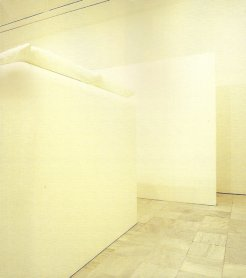 Exhibition view. Álvaro Machimbarrena. El salto, 1999