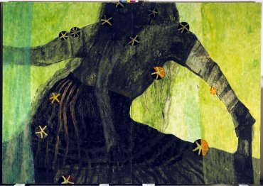 Martin Assig. Frau, 2011. Painting. Museo Nacional Centro de Arte Reina Sofía Collection, Madrid