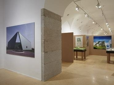 Exhibition view. Emilio Ambasz. Inventions: Architecture and Design, 2011