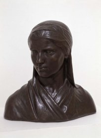 Julio Antonio. Minera de Puertollano (Miner Woman from Puertollano), 1909. Sculpture. Museo Nacional Centro de Arte Reina Sofía Collection, Madrid