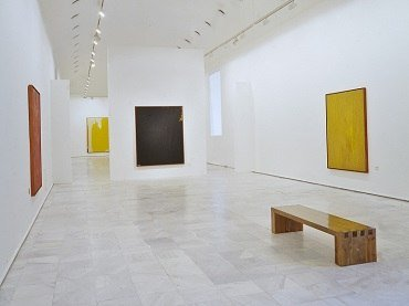 Exhibition view. Clyfford Still (1904 – 1980), 1992