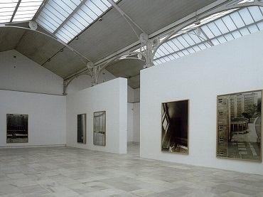 Exhibition view. Günther Förg, 1998