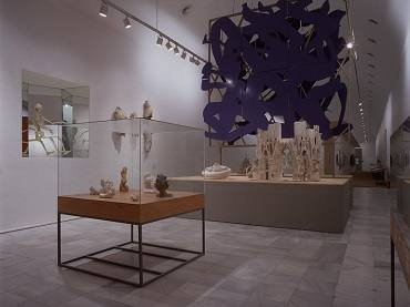 Exhibition view. Universo Gaudí, 2002