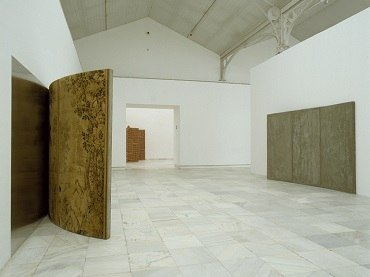 Exhibition view. Cristina Iglesias, 1998