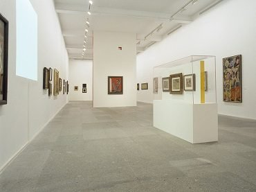 Exhibition view. André Masson (1896-1987), 2004