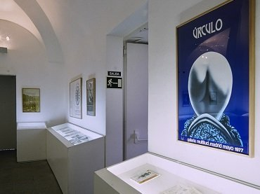 Exhibition view. Galería Multitud, 1995