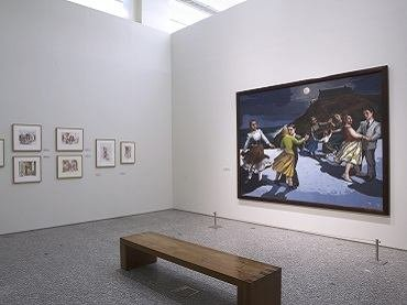 Exhibition view. Paula Rego, 2007