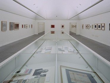 Exhibition view. Severo Sarduy, 1998