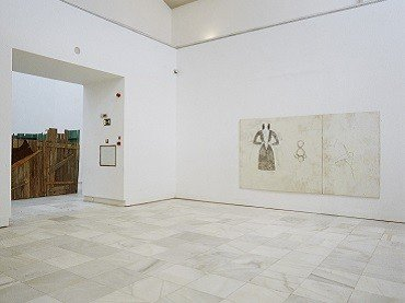 Exhibition view. Juliao Sarmento. Flashback, 1999