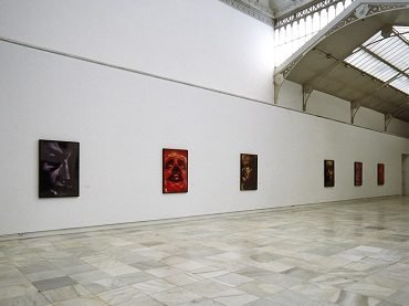 Exhibition view. Cindy Sherman. Colofón, 1996