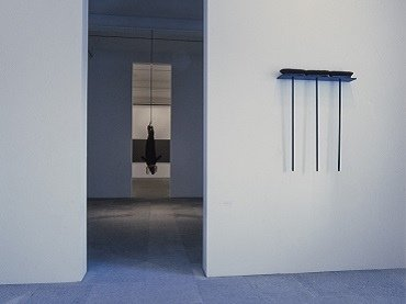Exhibition view. Rosemarie Trockel, 1992