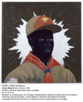 Kerry James Marshall. Scout (Boy) [Scout (chico)], 1995