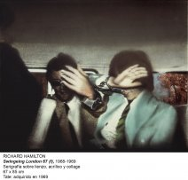 Richard Hamilton. Swingeing London 67 (f), 1968-69