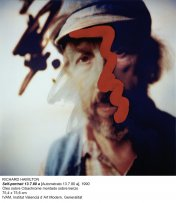 Richard Hamilton. Self-portrait 13.7.80 a, 1990