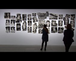 Recursos de video de la exposición Basta y sobra, de William Kentridge