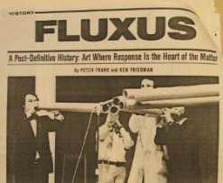 "Programa multidisciplinar ""Fluxus to the People"""