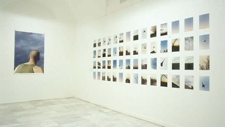 Exhibition view. Wolfgang Tillmans. Delight, 1998