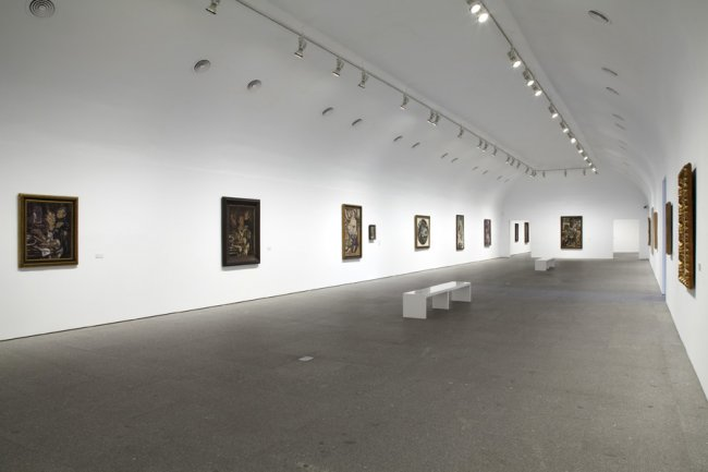 Exhibition view. María Blanchard, 2013
