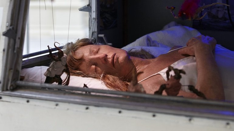 Janet Cardiff & George Bures Miller. The Marionette Maker, 2014