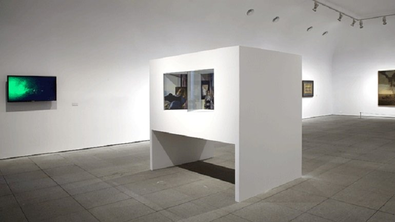 Gallery view of the exhibition. Dalí. All of the poetic suggestions and all of the plastic possibilities, 2013